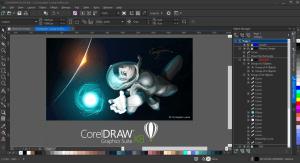 CorelDraw Graphics 2021